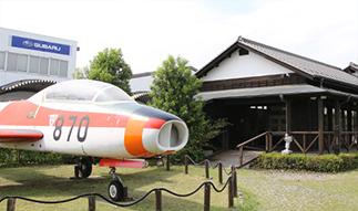 日本航空館