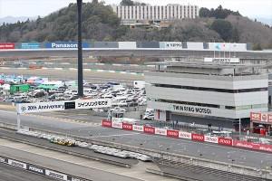 86/BRZ Race第1戦 予選終了