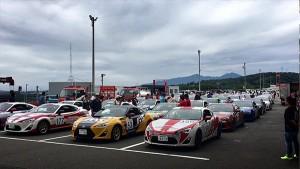86/BRZ Race第7戦@富士スピードウェイ
