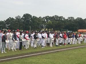 平成29年度秋季野球大会