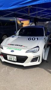 86/BRZ Race初戦 @富士スピードウェイ