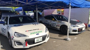 86/BRZ Race第3戦 @スポーツランドSUGO