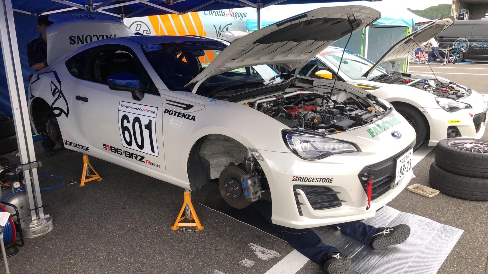 86/BRZ Race第7戦 @ツインリンクもてぎ
